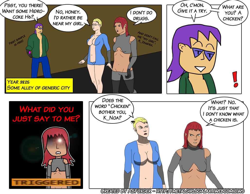 Beta Comic 1