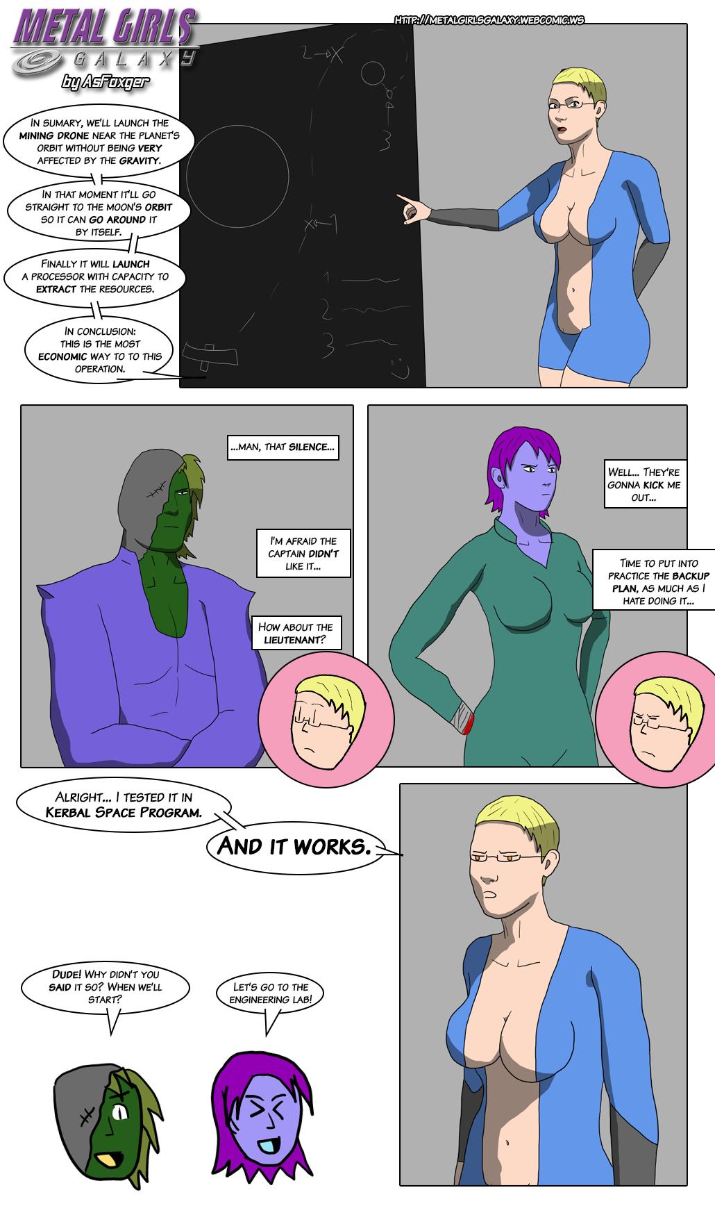 Beta Comic 9